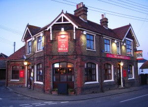 The Six Bells Pub in Cliffe