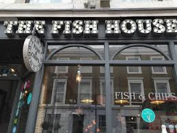 The fish house in Notting Hill