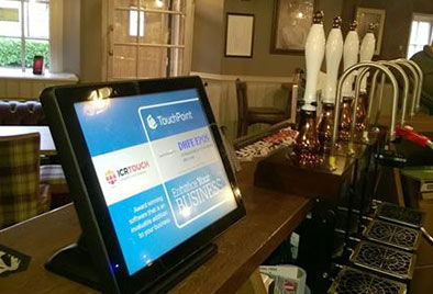 Bar Touch Screen